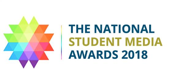 Another win for Stillorgan College at the National Student Media Awards!