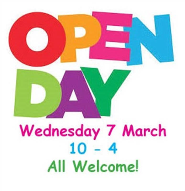 Interested in one of our courses? Why not come join us for our Open Day on Wednesday, 7 March from 10 am to 4 pm.