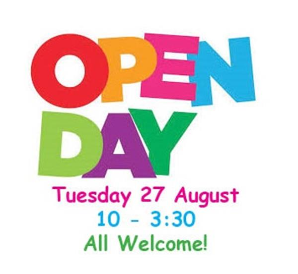 Information and Interview Day - Tuesday, 27th August