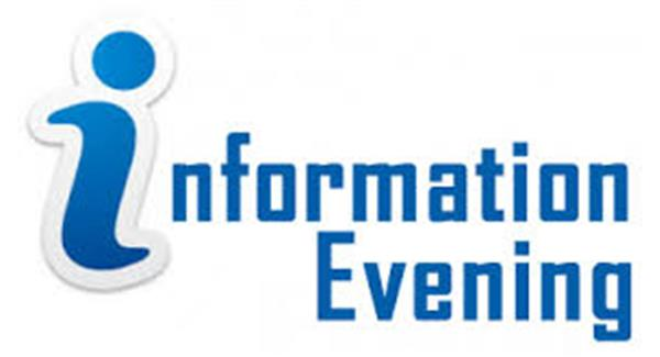 Information Evening - 28 January 2020