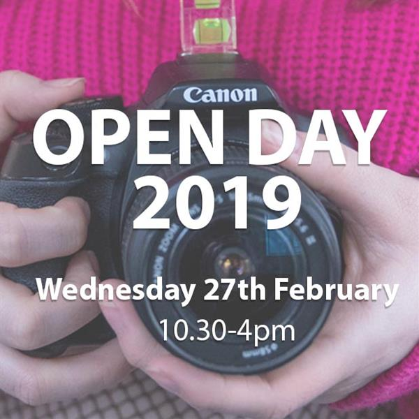 Open Day - 27 February 2019!
