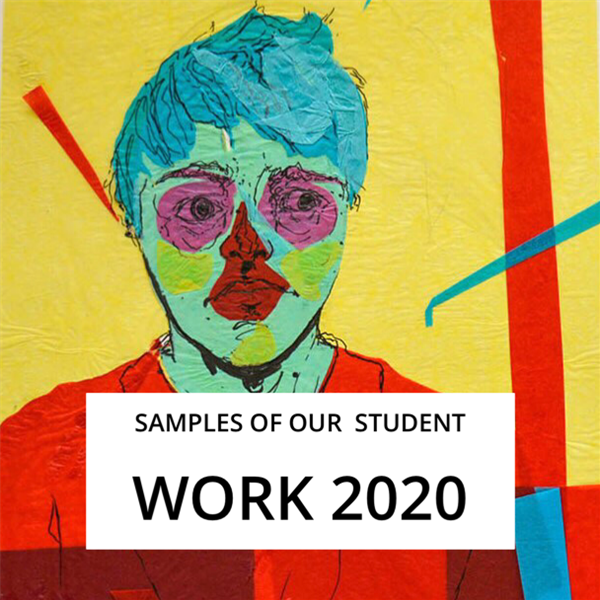 Sample Student Work 2020
