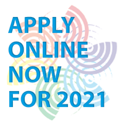 Applications for 2021/2022 now open!