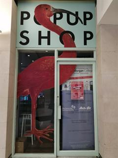 Pop up Shop 10-15th March